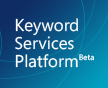 Keyword Services Platform